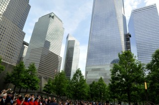 Public 'overwhelmed' as 9/11 museum opens