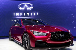 Infiniti aims to build Japan business in three years
