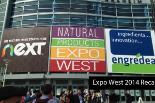 """Superfoods are the new trend"" at the 2014 Natural Products Expo West"