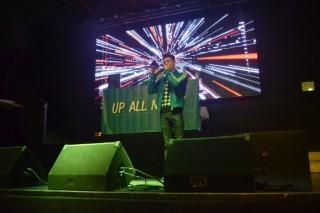Hip-hop artist BEENZINO held first solo concert in LA