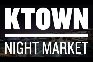 The Beauty of K-town's Nightlife at Ktown Night Market