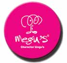 Character Megu's, made with 100% natural ingredients and sincerity