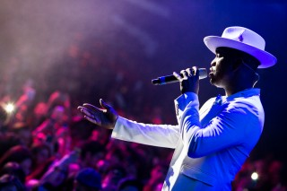 McDonald's USA closes out 24 hours of joy with free Ne-Yo concert