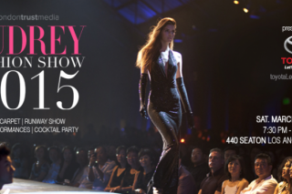Audrey Fashion Show 2015 coming this Saturday, March 28