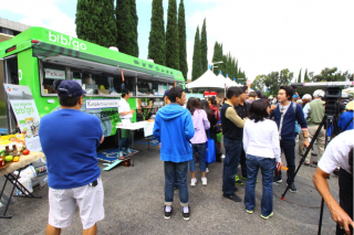 Bibimbap Backpackers returns for their 5th year to promote healthy eating through bibimbap