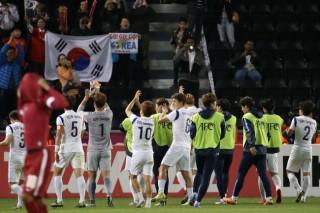 Korea clinch 8th straight Olympic football berth