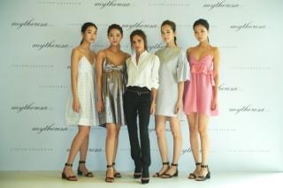 Victoria Beckham reveals exclusive dresses for Korean customers