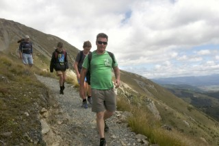 New Zealand's hiking trails offer one spectacle after another