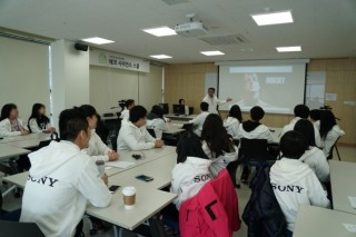 Sony Korea offers filming class for young students