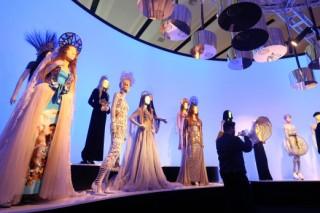 Jean Paul Gaultier's avant-garde fashion at a glance
