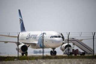 Egypt plane drama ends
