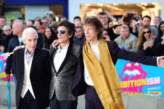 Huge Rolling Stones exhibition offers satisfaction for fans