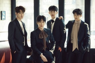 CNBLUE welcomes 'Blueming' season