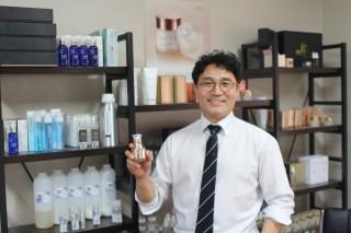 Korean herbal medicine cosmetic brand Hankei