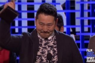 Korean-American director wins big at Spirit Awards