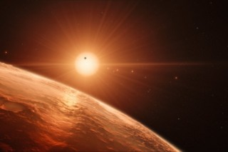 7 Earth-size worlds found; could hold life