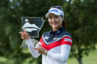 No.1 in Women's Golf, So-yeon Ryu