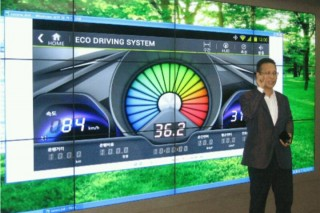 SMART-ECO develops an eco-drive app that helps improve driving habits