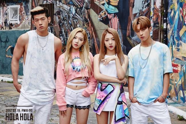 K.A.R.D turns to world stage again