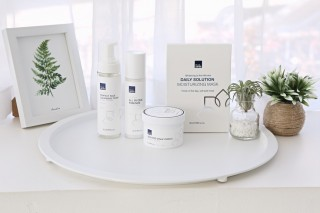 Maintain your skin young and fresh with Bluetree & Co's skincare line