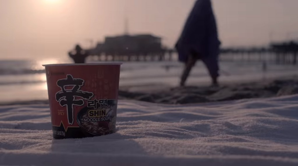 Nongshim's 'Shin Ramyun' Dances SNS with Its Rhythmical Commercial
