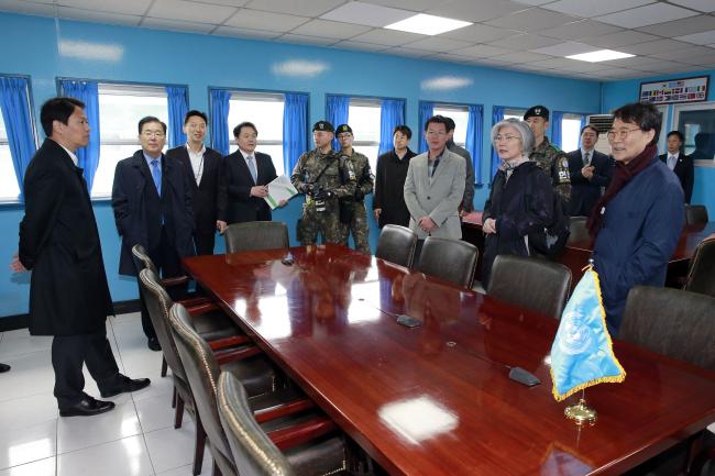 Koreas hold more summit preparation talks this week