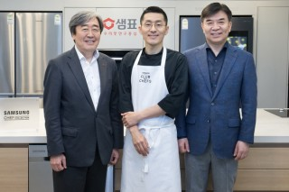 Samsung expands into built-in kitchen appliances market with Sempio