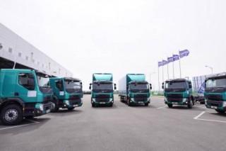 Volvo Trucks Korea launches semi-large trucks, completes product portfolio