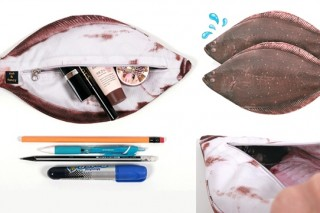 Get hooked on accessories that look like real fish