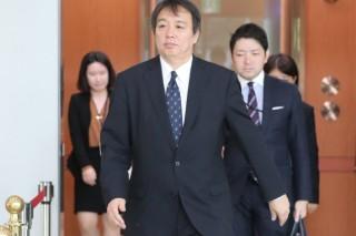 S. Korea protests Japan's Dokdo claim