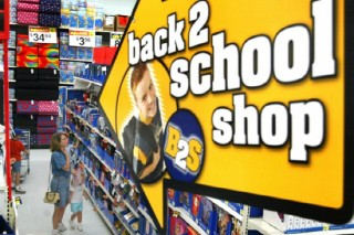 Back-to-school consumption to decrease