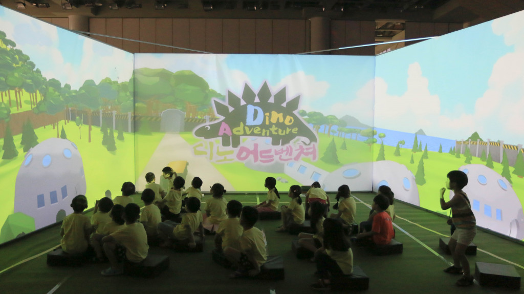 """Edutainment"" in VR/AR is the newest technology for children's education"