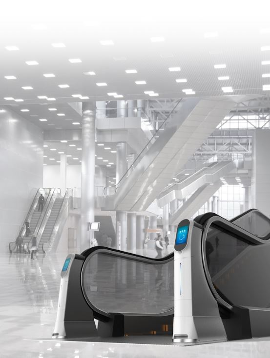 SWIT Inc develops a safe and advanced escalator system