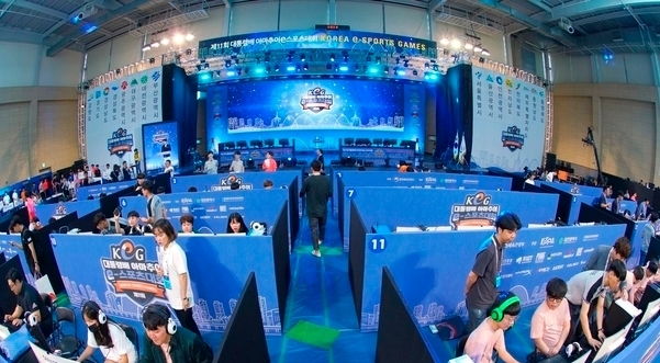 South Korea Diversifies Cultural Influence Through Esports Industry