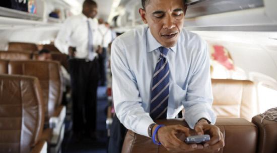 071709 Obama blackberry