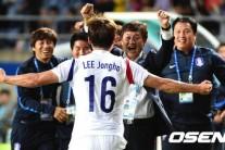 [AG 축구] 한국 축구, 태국 2-0 잡고 28년 만 결승행