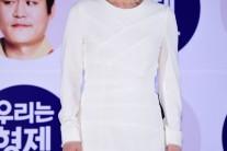 김영애,'원피스 만큼 뽀얀 피부'