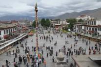영혼이 깃든 땅, 옴마니 밧메홈의 티벳 – 사원