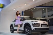 시트로엥 C4 칵투스 '올해의 자동차 디자인 상' 수상