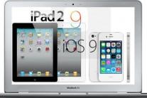 애플, iOS9 정식 배포…워치 OS2는 버그로 배포 연기