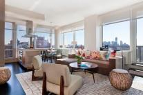 뉴욕 맨해튼 아파트 중간값 100만 달러 눈앞