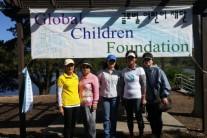 글로벌 어린이재단 샌디에고 지회 성금마련 걷기대회