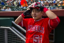 최지만, MLB LA 에인절스서 방출…향후 거취는?