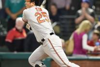 김현수, 시즌 2호 홈런에 2루타…한 경기 최다 3타점