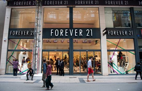 forever-21store