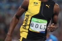 [사진]우샤인 볼트 남자 100m 3회연속 금메달