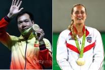 [리우올림픽] '시작이 半' 리우서 국가 첫 金 쏘아낸 선수 8명