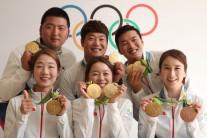 [올림픽] 한국, 4회 연속 톱10 달성…금9 은3 동9 '종합 8위'