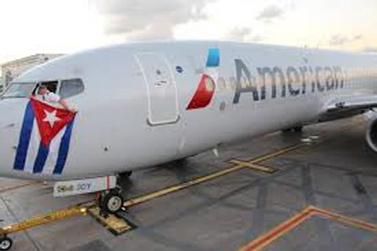 쿠바 직행 항공