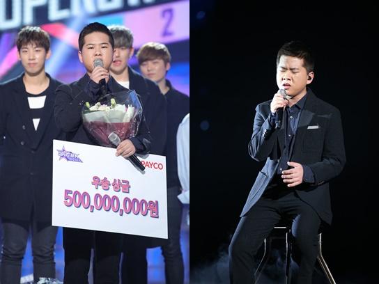 '슈퍼스타K 2016' 지리산 소년 김영근, 5전6기 끝에 최종 우승